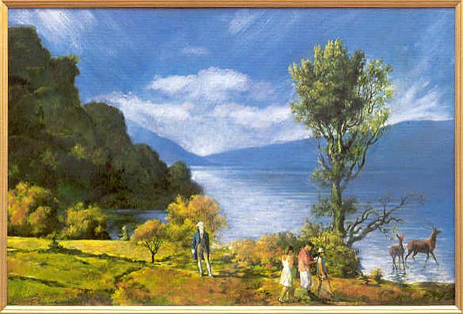 Russian Paintings Of Women Alexandre Gertsman Con...